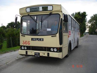 Galeria Autobusy